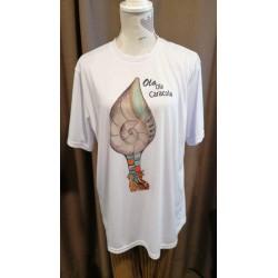 Camiseta Ola Caracola Feitiñas