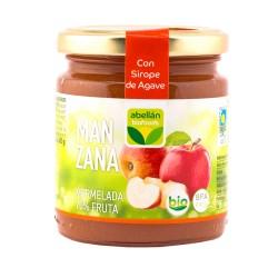 Mermelada de manzana y sirope de agave