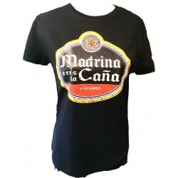 "Camiseta ""Madrina eres la caña"""