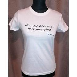 Camiseta guerreira S