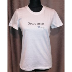 Camiseta colo M