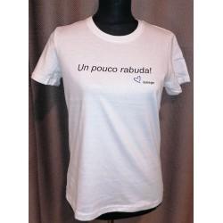 Camiseta un pouco rabuda M