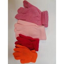 guantes infantiles simples