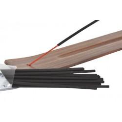 Soporte madera incienso