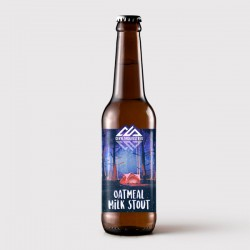 Cerveza Oatmeal Milk Stout