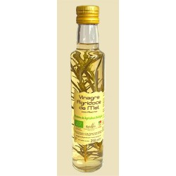 Vinagre de miel agridulce con romero