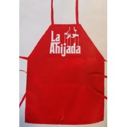 "Delantal ""La ahijada"""