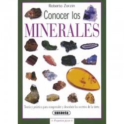 """Libro """"Conocer los minerales"""""""