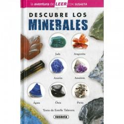 """Libro """"Descubre los minerales """""""