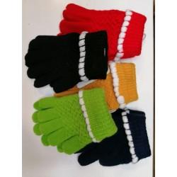 guantes infantiles