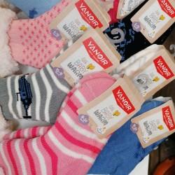 Calcetíns de andar descalzo infantiles