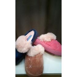 Zapatillas casa muller
